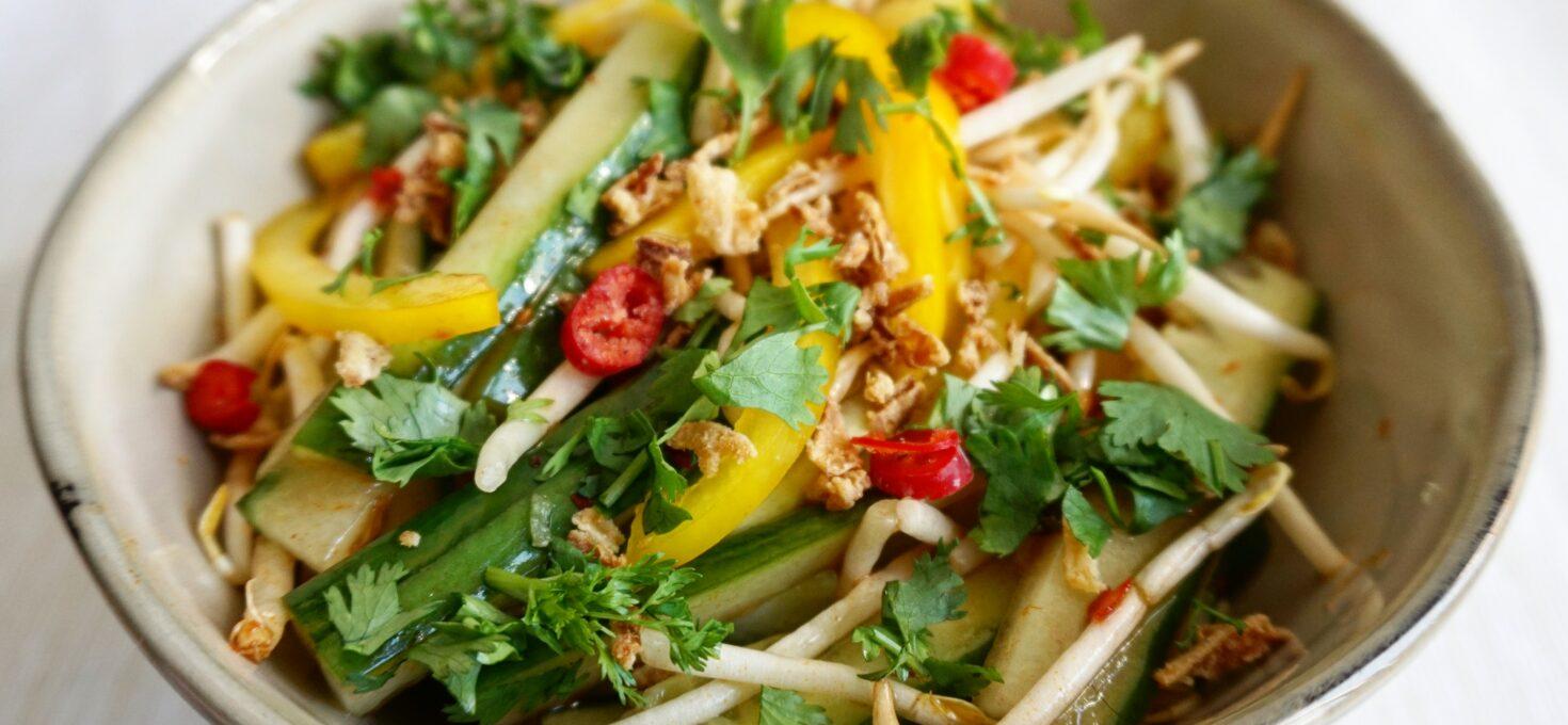 Lekkere salades en smeersels voor bij de barbecue
