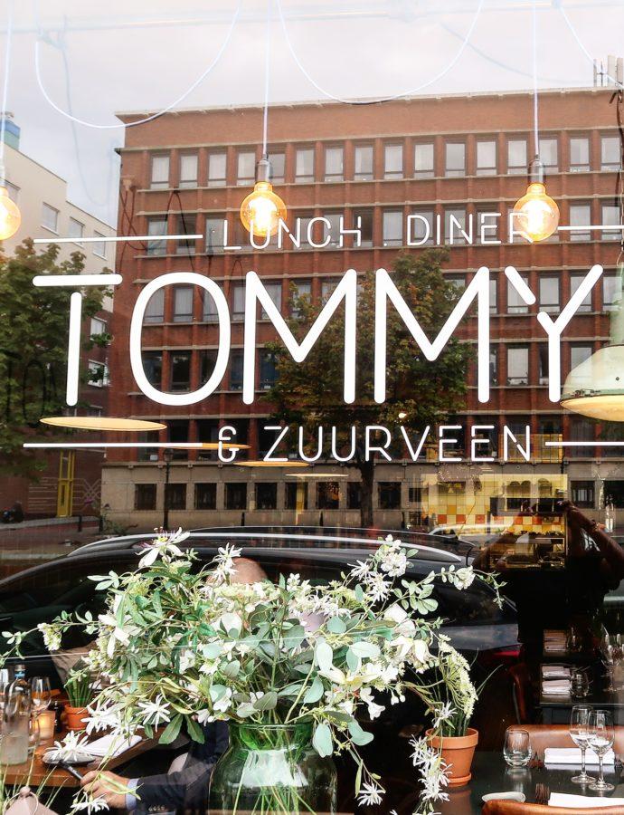 Creatieve bereidingen bij Tommy's & Zuurveen