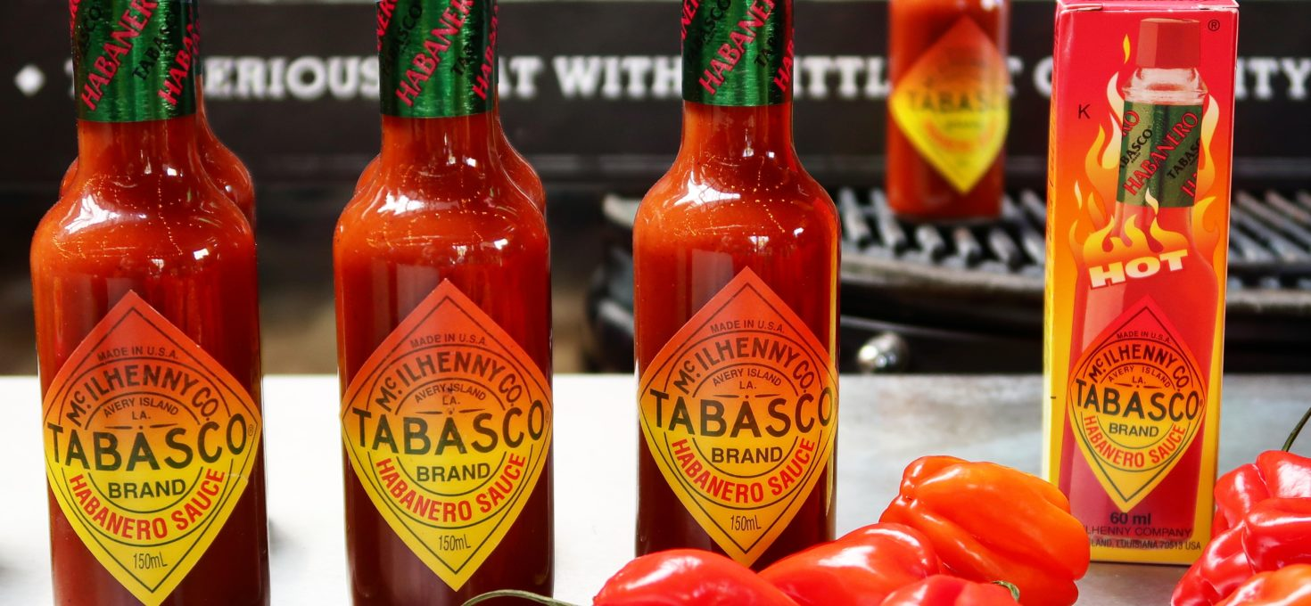 Alles over Tabasco pepersaus