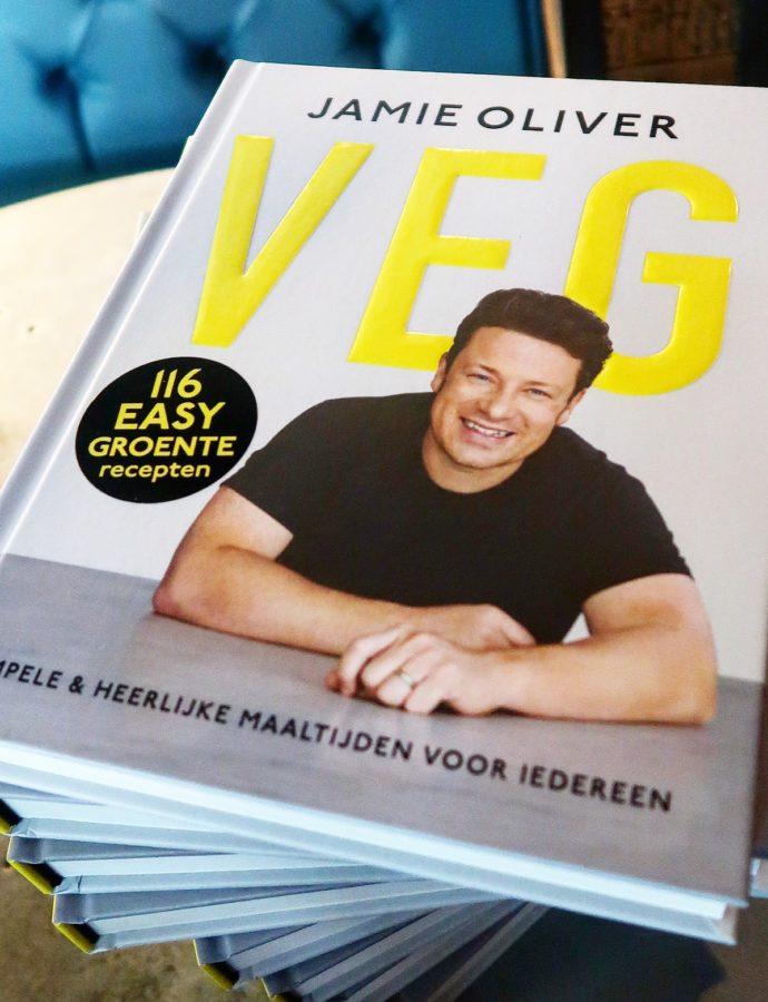 Boekreview: Jamie Oliver VEG