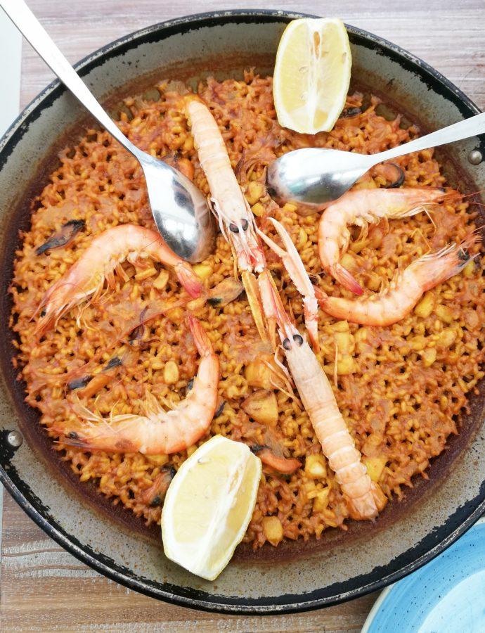 Eten in Valencia