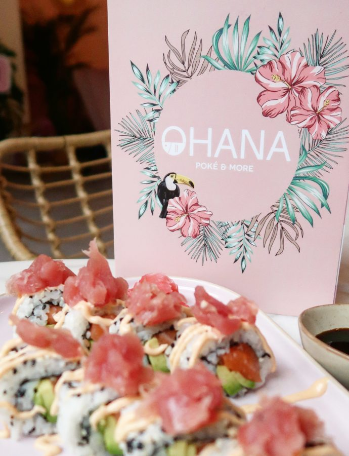 Hawaiiaanse Poké bowls en verrukkelijke sushi – Ohana Poké & More