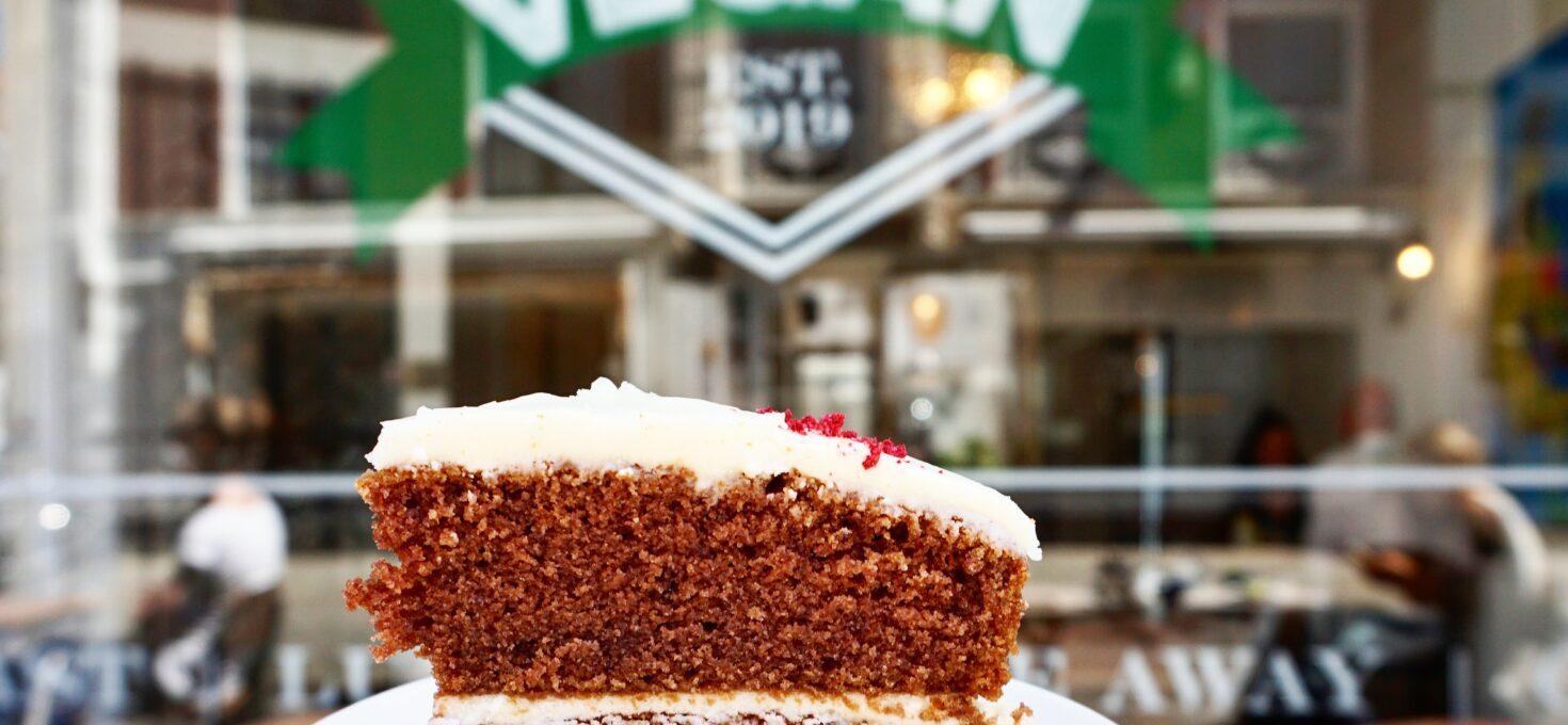Fast & Vegan – Vegan lunchen in de Piet Heinstraat