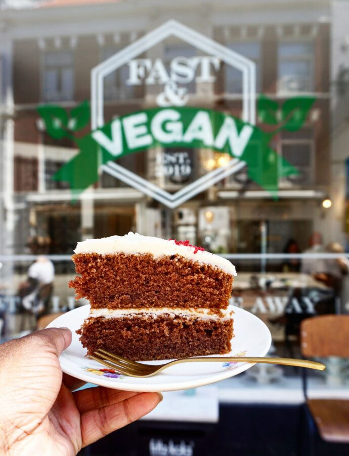 Fast & Vegan – Vegan lunchen in de Piet Heinstraat