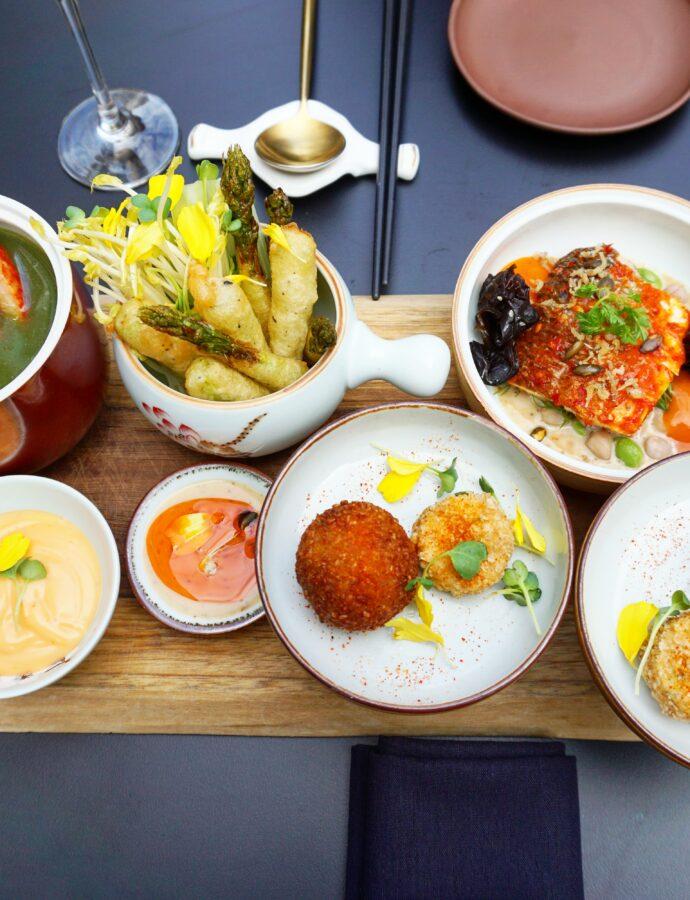 Restaurant Zheng – Zheng Meets Sun