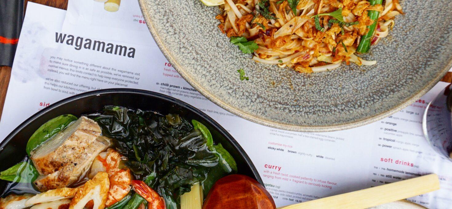 Wagamama Rotterdam –  Asian streetfood