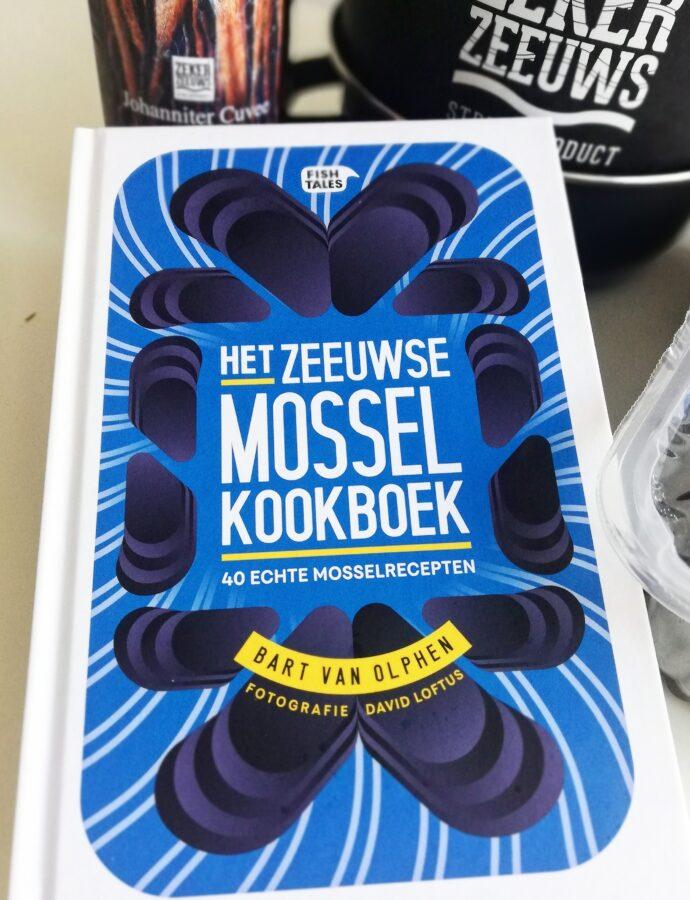 Boekreview: Het Zeeuwse Mossel Kookboek – Bart van Olphen