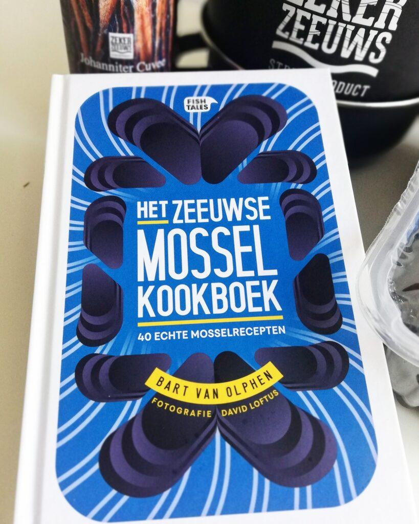 Boekreview: Het Zeeuwse Mossel Kookboek - Bart van Olphen