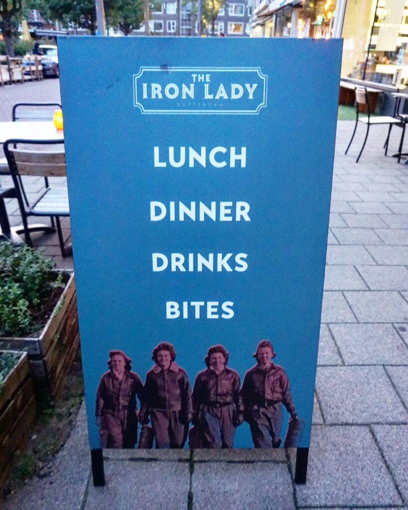 The Iron Lady Rotterdam