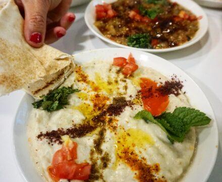 Midden Oosters Vega(n) eten in Den Haag Centrum – Falafel en Hummus