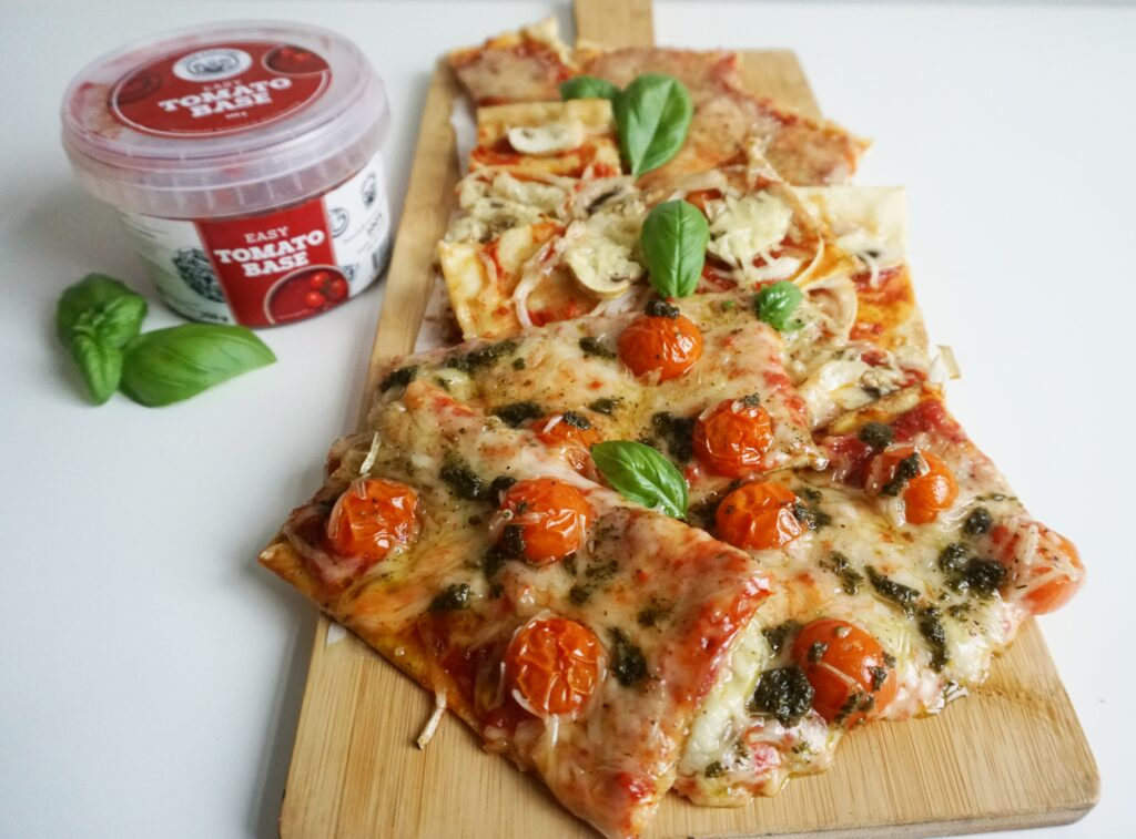 Food Fellows Easy Pasta en Pizza sauzen - Productreview