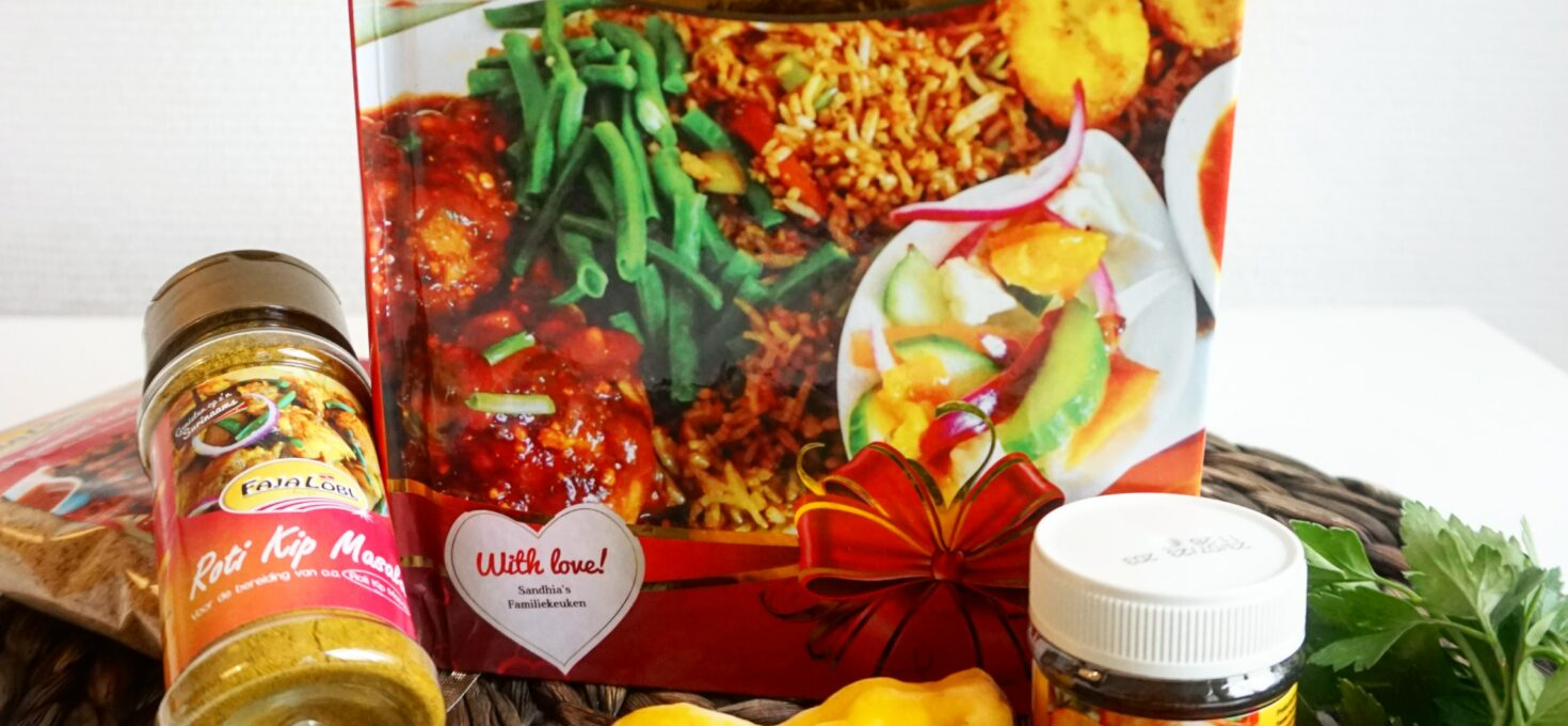 Boekreview: Surinaams kookboek – Sandhia's Recepten Deel 5