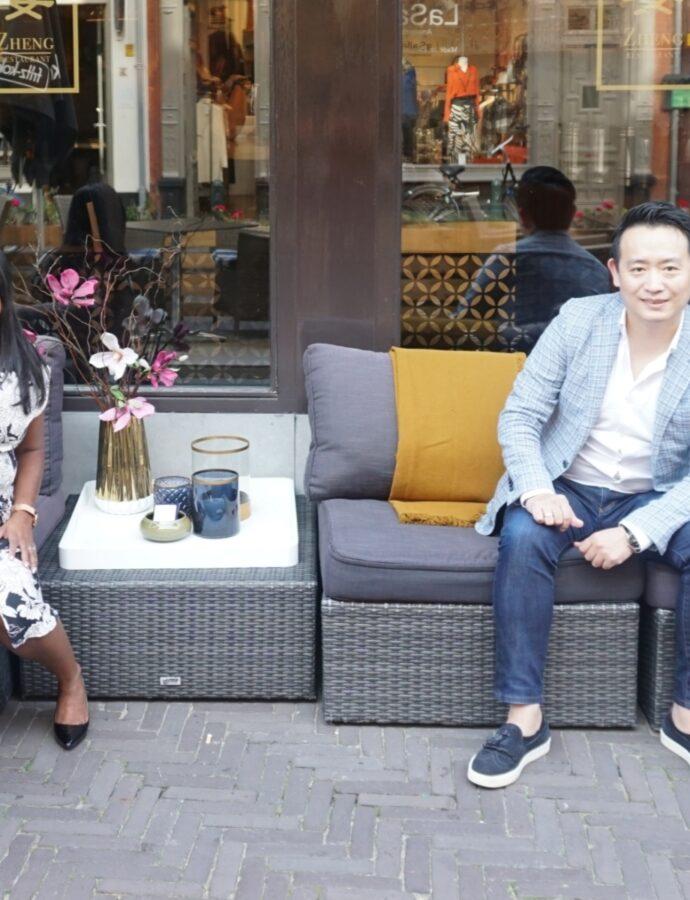 Interview met topchef Han Ji van o.a. Zheng en de Hangroup