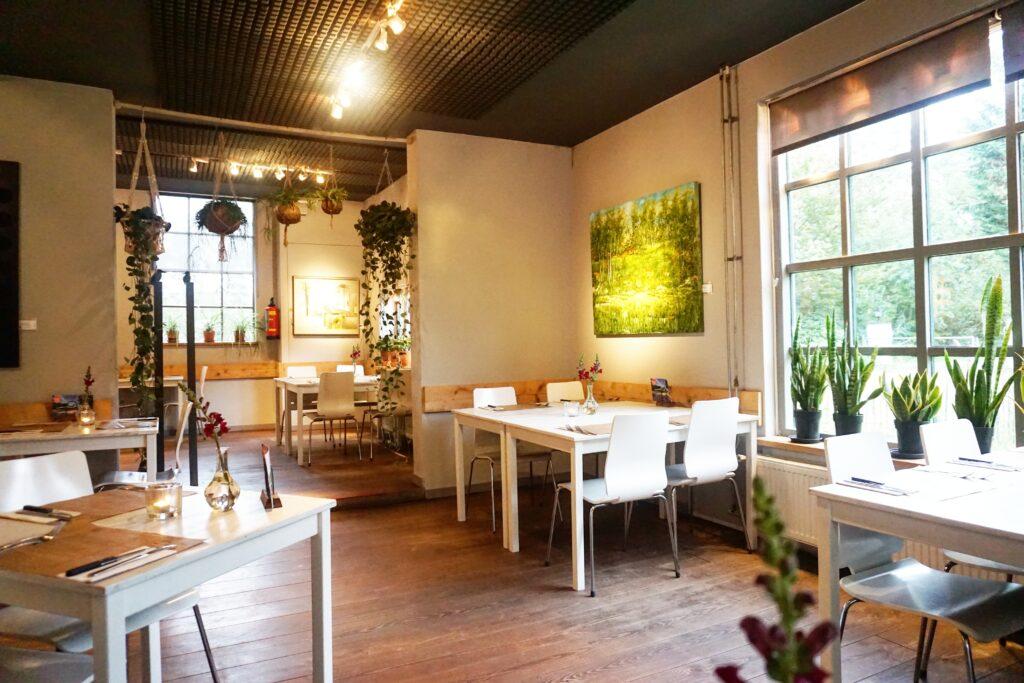 Bistro Berg & Dal - dineren in de Haagse historische boerderij