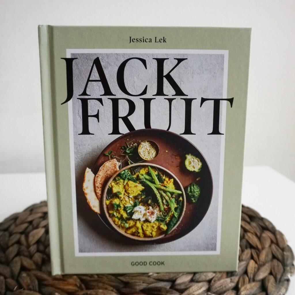 Boekreview: Jackfruit kookboek - Jessica Lek