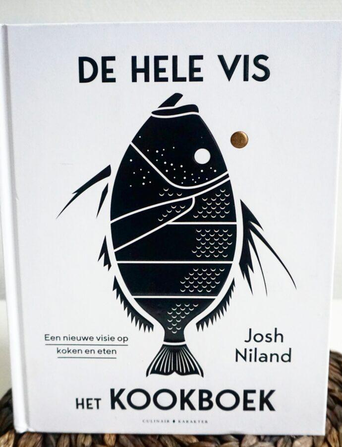 Boekreview: De hele vis – Josh Niland