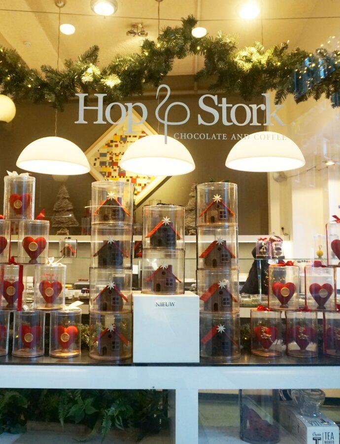 Hop & Stork – Prachtige ambachtelijke chocolade in het centrum van Den Haag