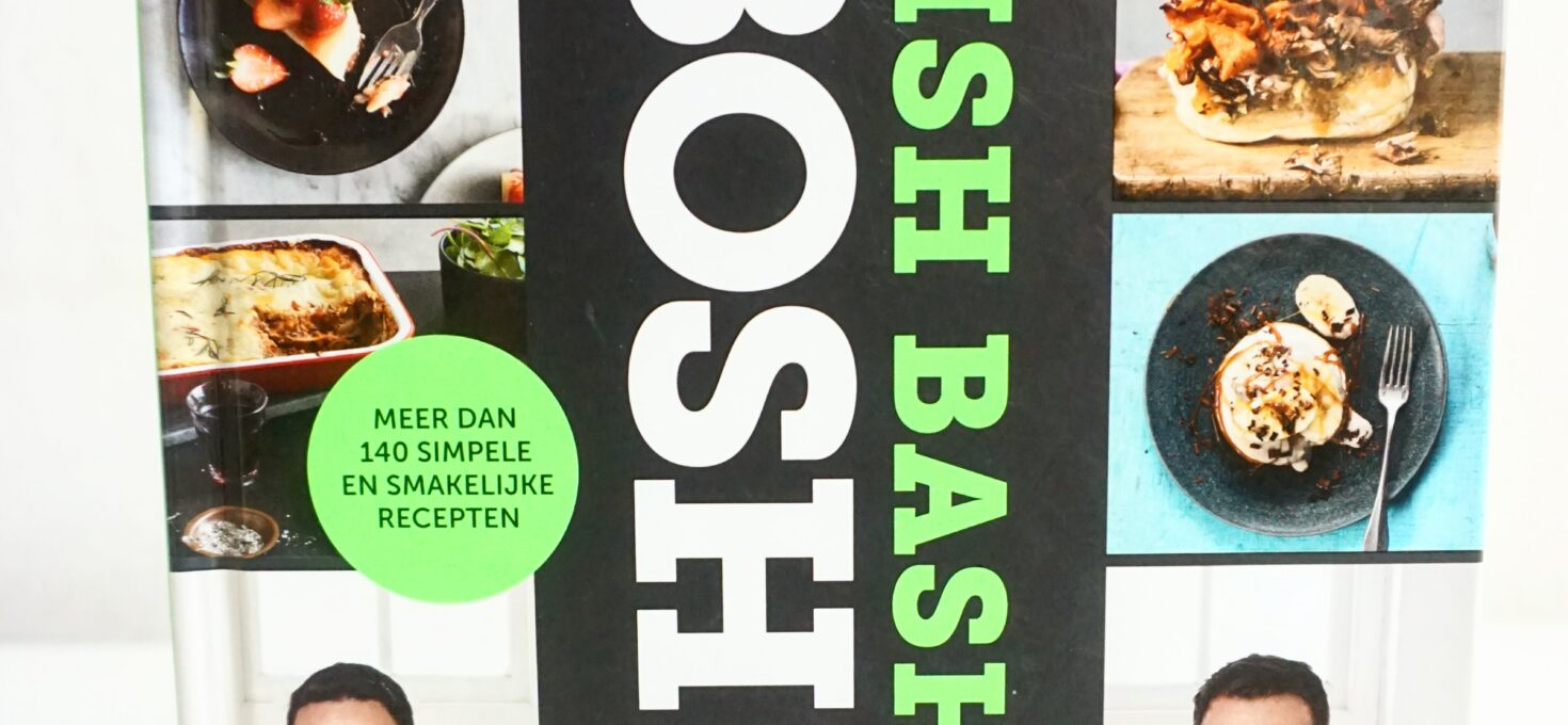 Boekreview: Bish Bash Bosh! – Een geheel plantaardig kookboek