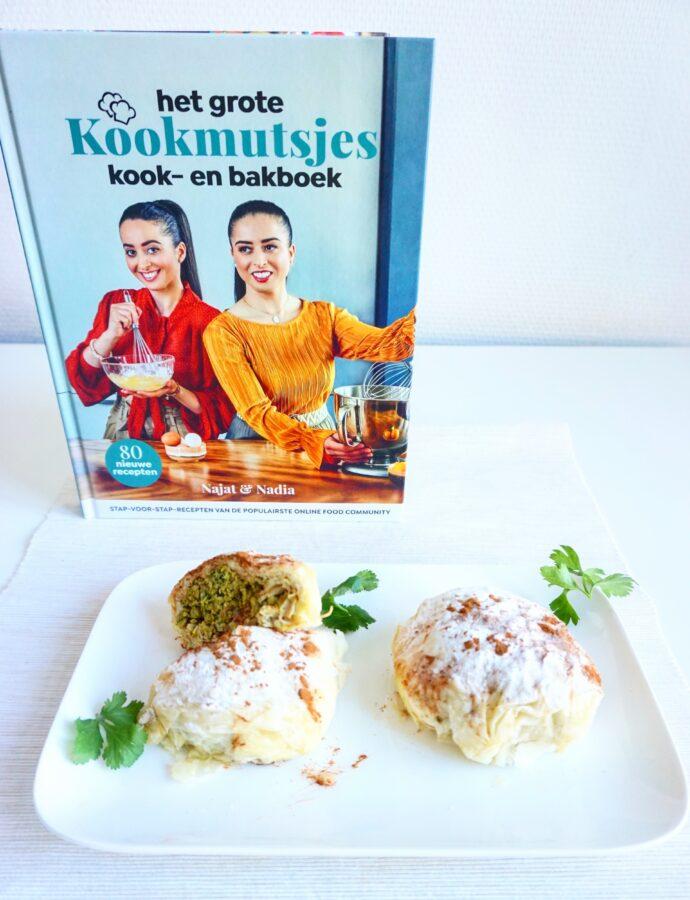 Boekreview Het Grote Kookmutsjes kook- en bakboek