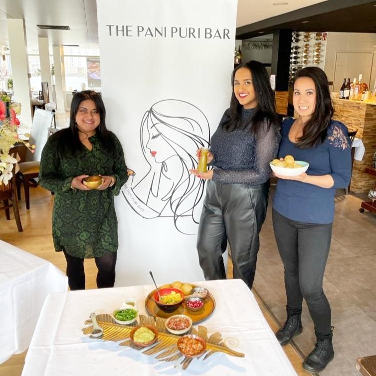 The Pani Puri Bar in Rotterdam