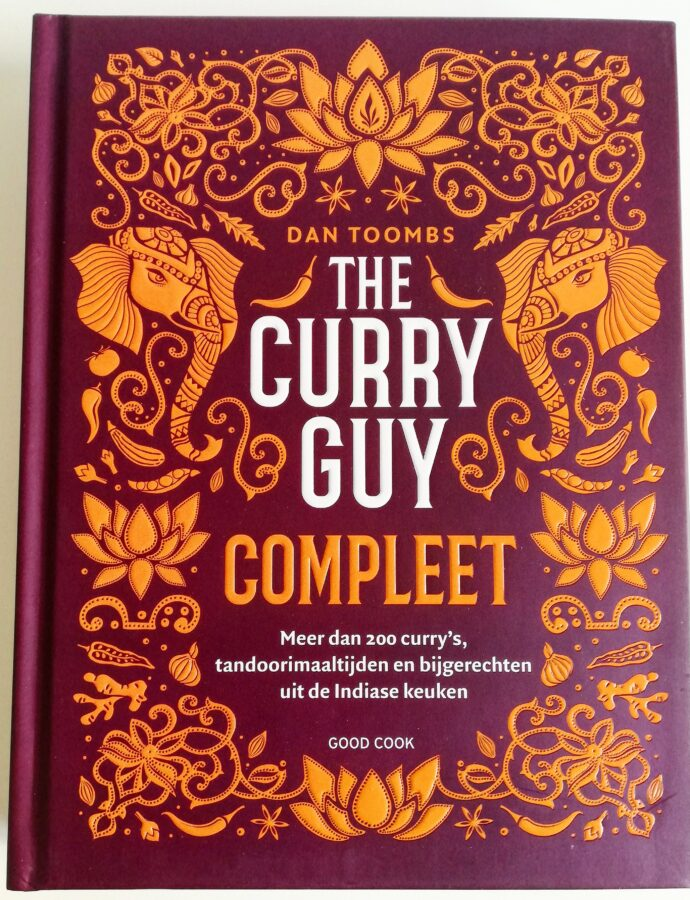 Boekreview The Curry Guy Compleet – Dan Toombs