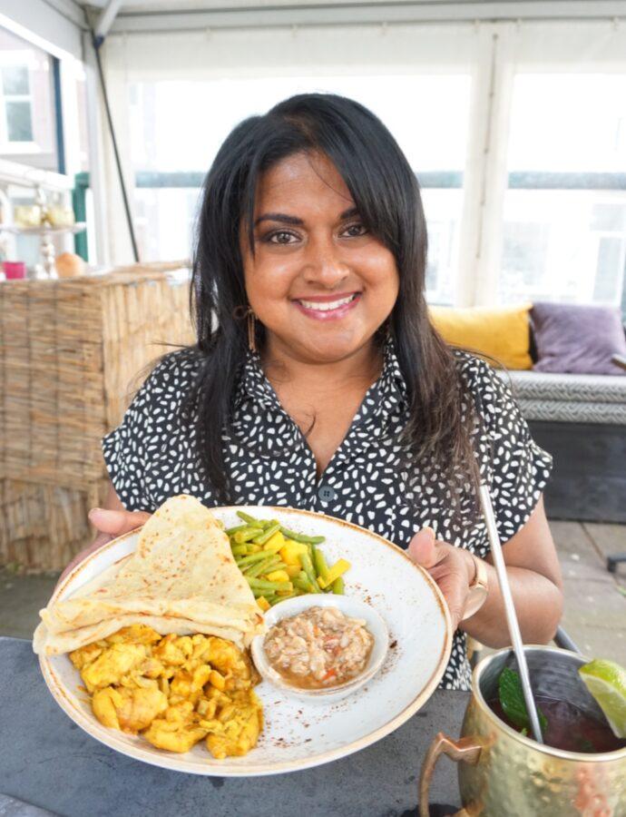 Eten bij Indy Scheveningen – Asian, Surinaams en Indiaas