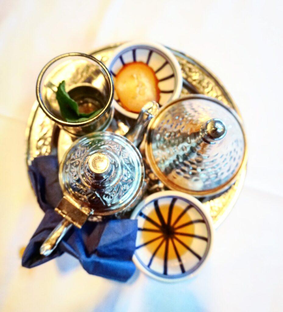 Tunesisch eten bij restaurant Zitoun in Scheveningen