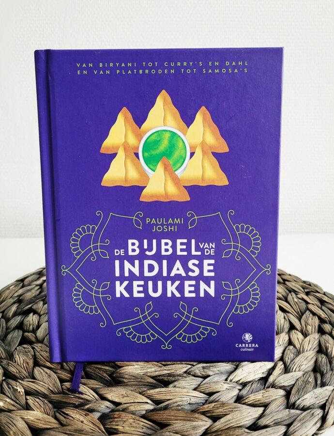 Boekreview De Bijbel van de Indiase Keuken