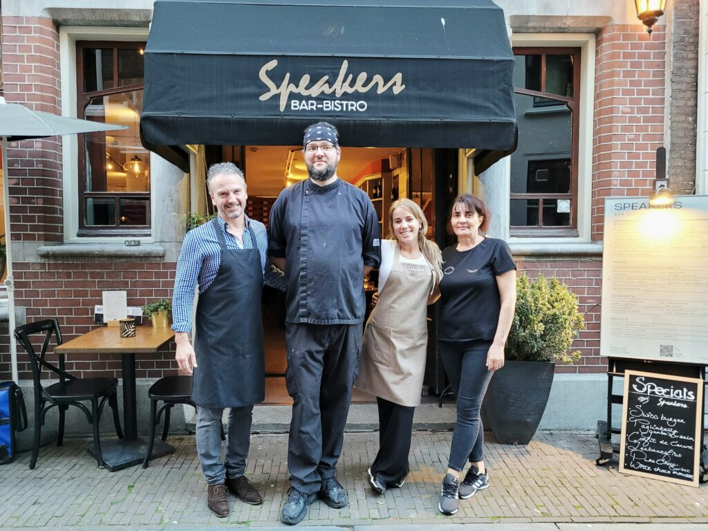 Franse cuisine met een twist bij Bar Bistro Speakers in Den Haag