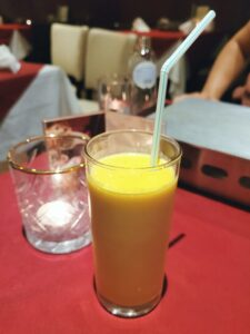 Indiaas eten bij restaurant Taj Mahal op de Maliestraat in Den Haag
