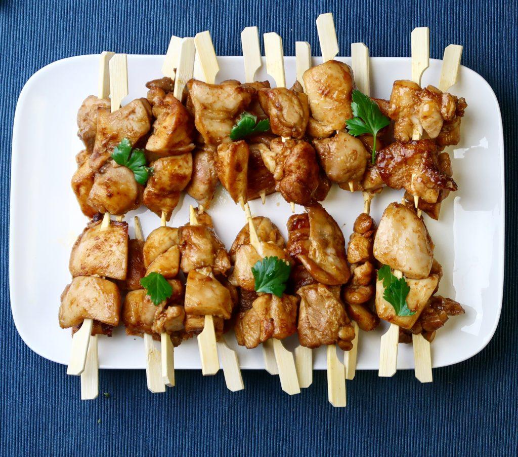 lekkere marinades voor op de barbecue