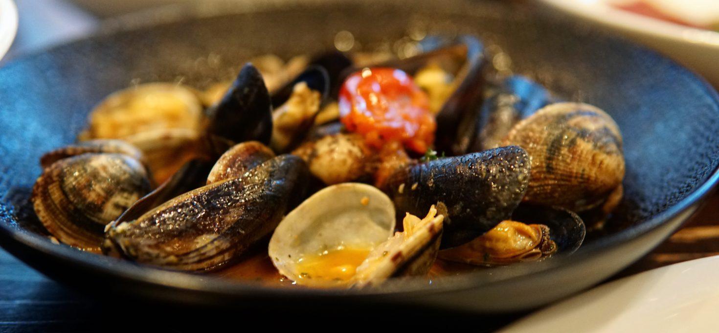 Italiaans eten bij Amici – Zeeheldenkwartier Den Haag