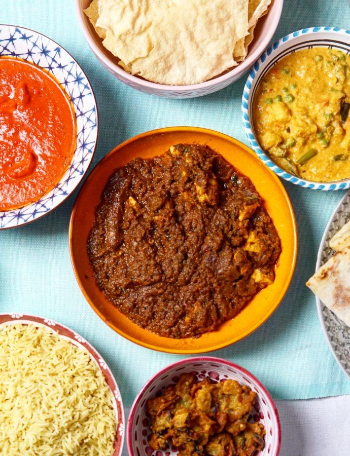 Indiaas eten thuisbezorgd? – Chef India