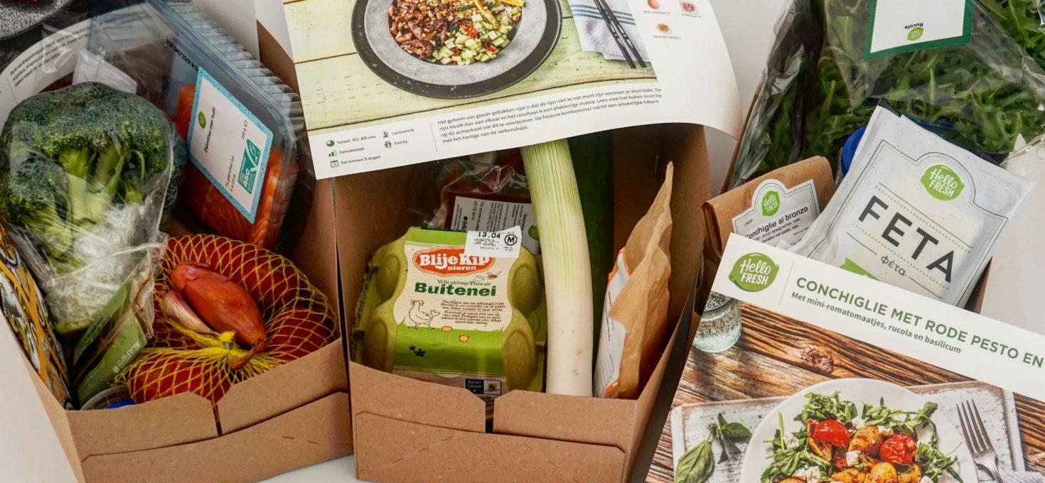 Review HelloFresh maaltijdbox