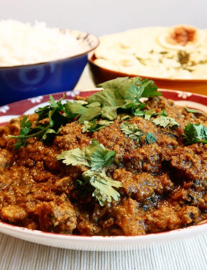 Chicken Korma zonder pakjes en zakjes
