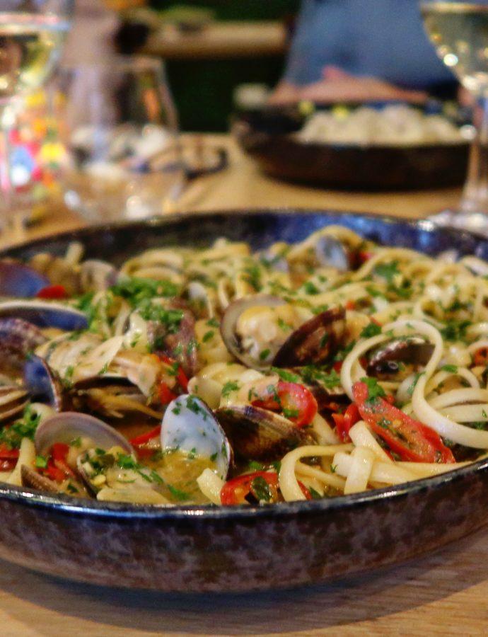 Italiaanse Haagse hotspot – Vincenzo's Osteria
