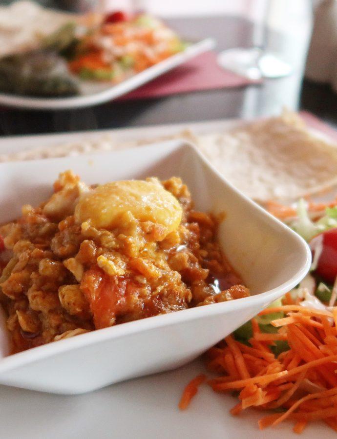 Iraans eten op de Bierkade – Restaurant Setare