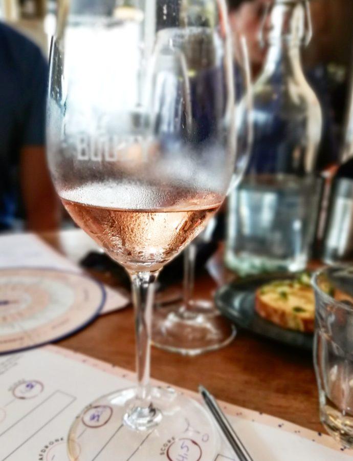 Wijntjes met Esther wijnproeverij