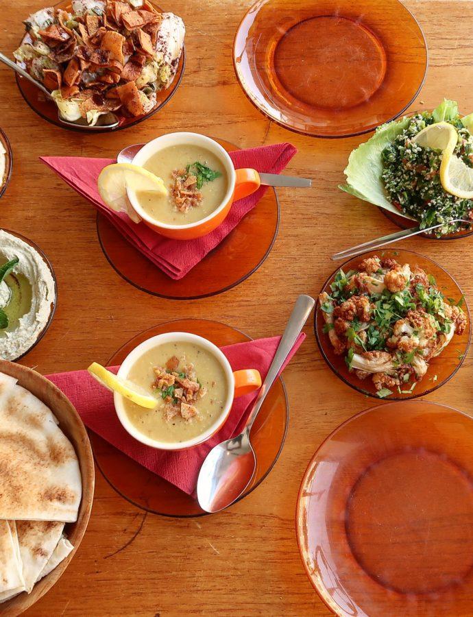 Authentiek Palestijns eten bij Love & Peas