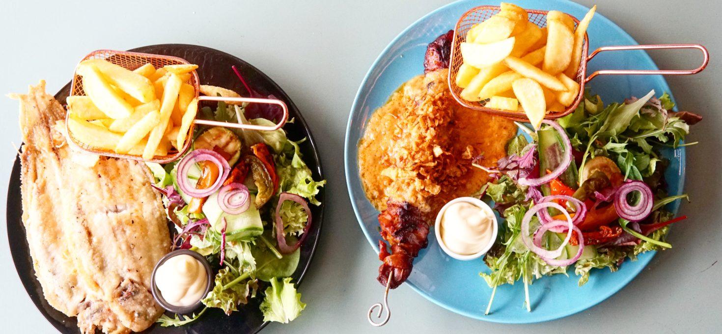 Vrijdag- en zaterdagavond dineren in de Vruchtenbuurt? Dit kan nu Lunchroom Op de Hoek!